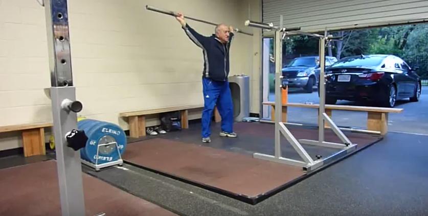 Legendary Bulgarian weightlifting coach dies aged 85