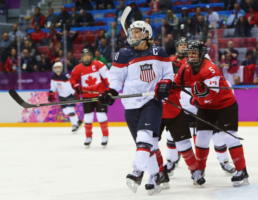 United States captain Meghan Duggan said the players could not wait to participate in the World Championship after a resolution was reached between them and USA Hockey after a dispute over pay ©Getty Images
