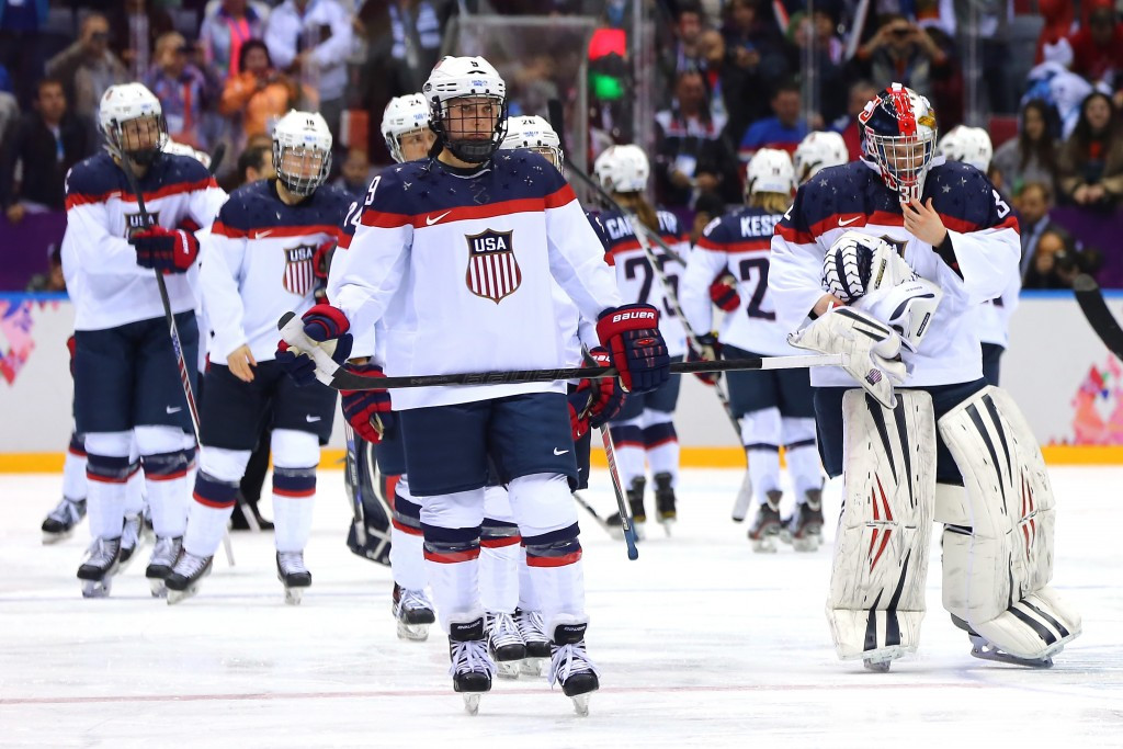 Defending champions the United States will not boycott the upcoming Women's World Ice Hockey Championship on home ice after they reached a last-ditch agreement with USA Hockey ©Getty Images