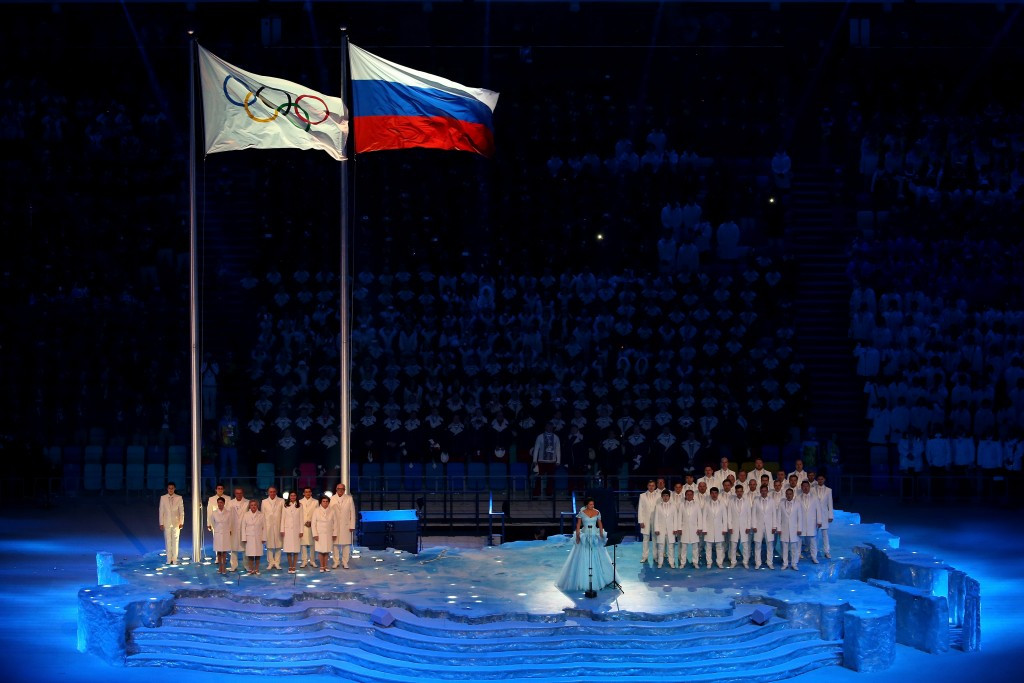 Doubts remain over Russia's participation at the 2018 Winter Olympic Games in Pyeongchang ©Getty Images