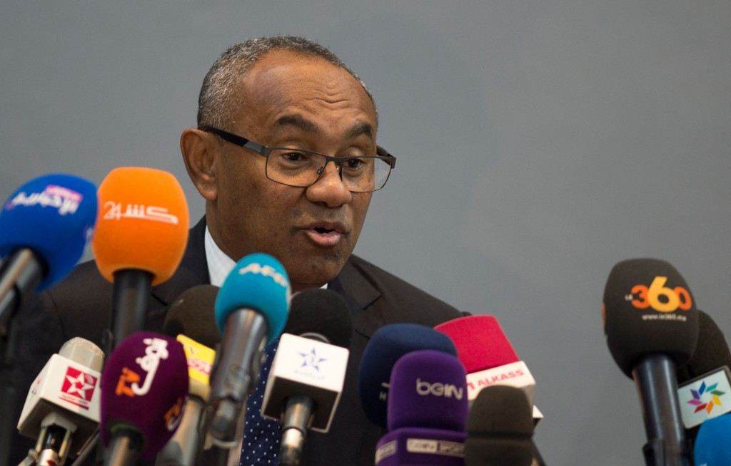 CAF President backs potential Moroccan bid for 2026 World Cup