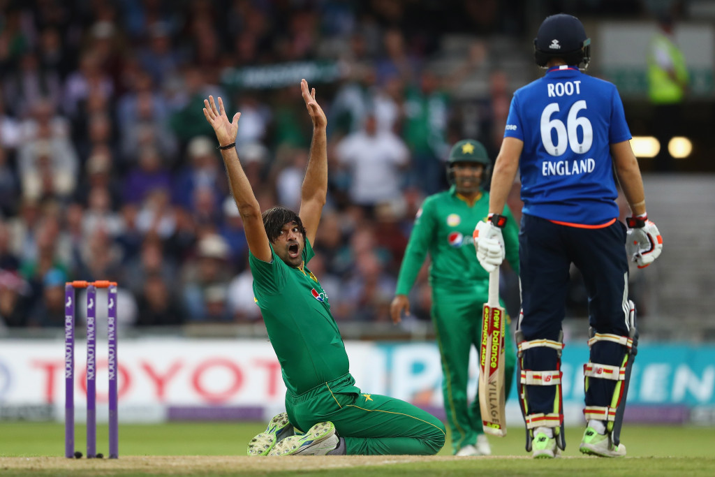 Mohammad Irfan has played four Tests, 60 One Day Internationals and 20 Twenty20 Internationals for Pakistan ©Getty Images