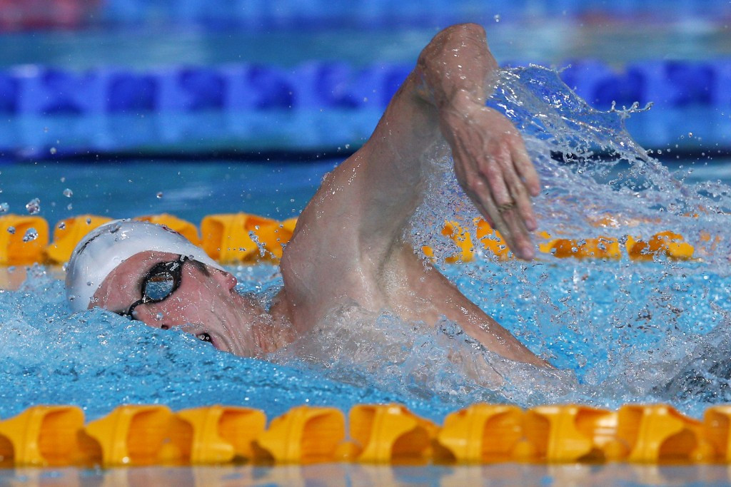 Four-time Commonwealth swimming gold medallist Ryan Cochrane is among the home athletes confirmed for the Games