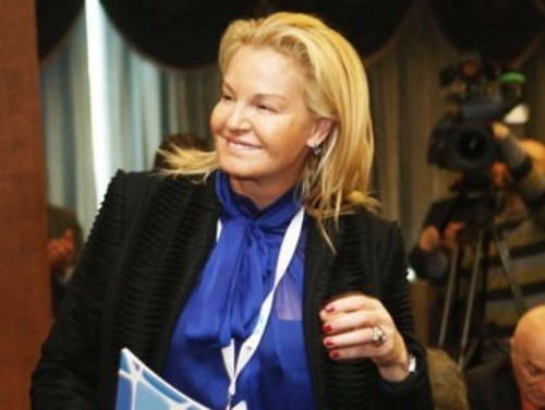 Kostadinova re-elected President of Bulgarian Olympic Committee