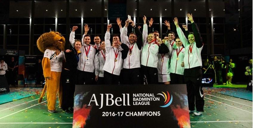 The National Badminton League has been scrapped ©Badminton England