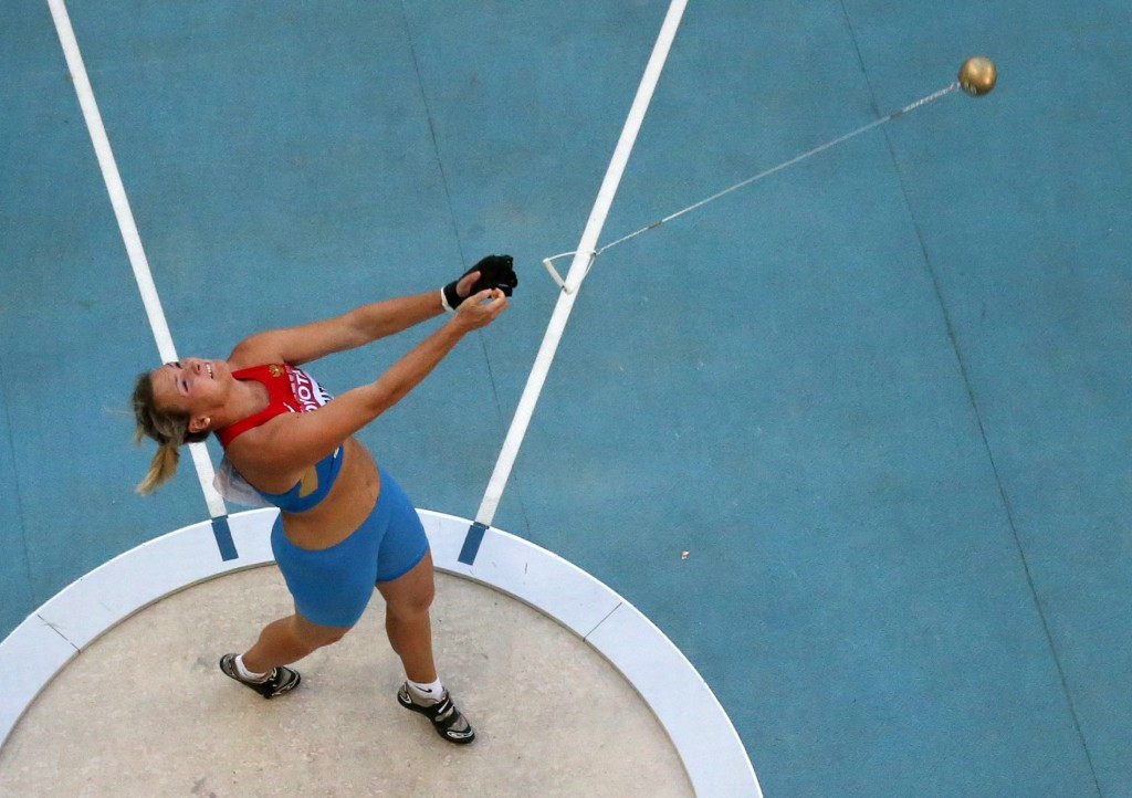 Former world record holder among four Russians disqualified from London 2012