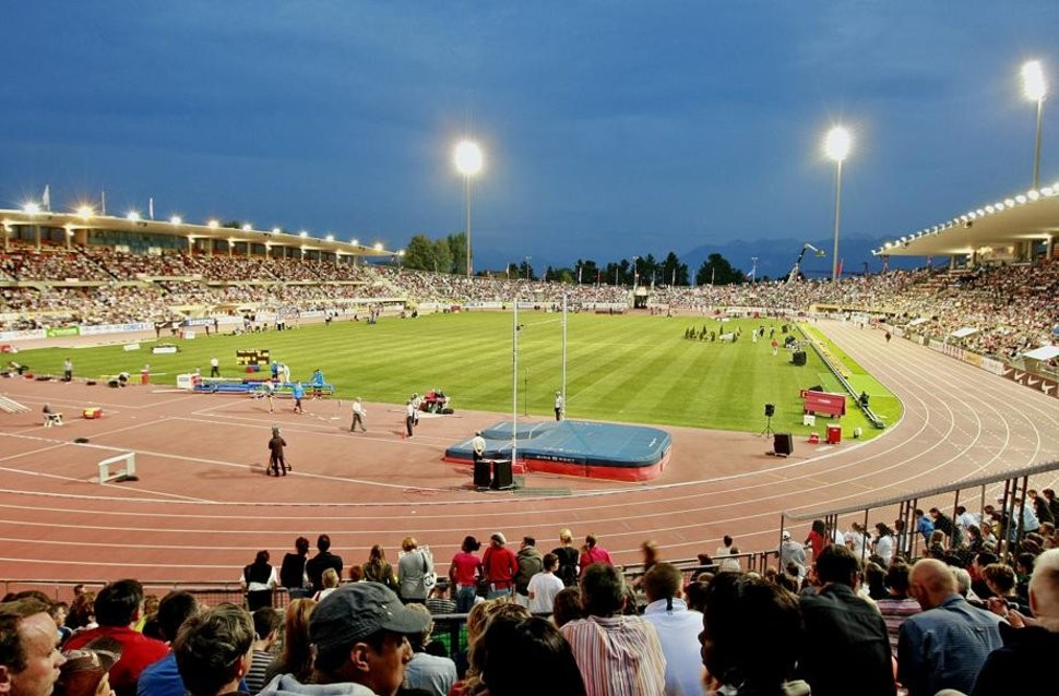 IAAF Presidential candidate Sebastian Coe was in Oslo last week