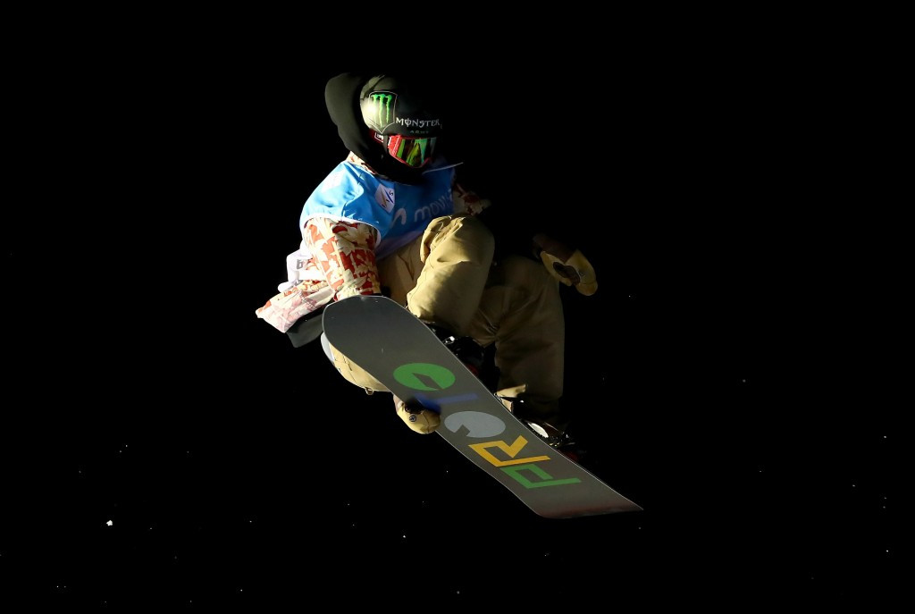 Corning qualifies with impressive score at Junior Snowboard World Championships