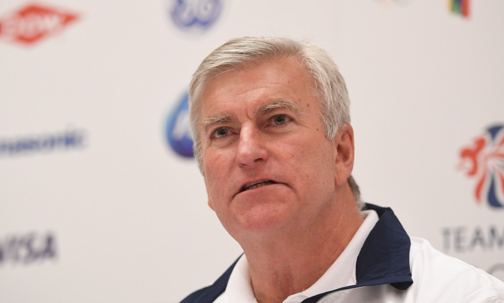 """BOA chief executive Bill Sweeney has claimed that the USOC is """"very interested and very keen"""" on a Ryder Cup-style event between the two country's Olympic teams ©Getty Images"""
