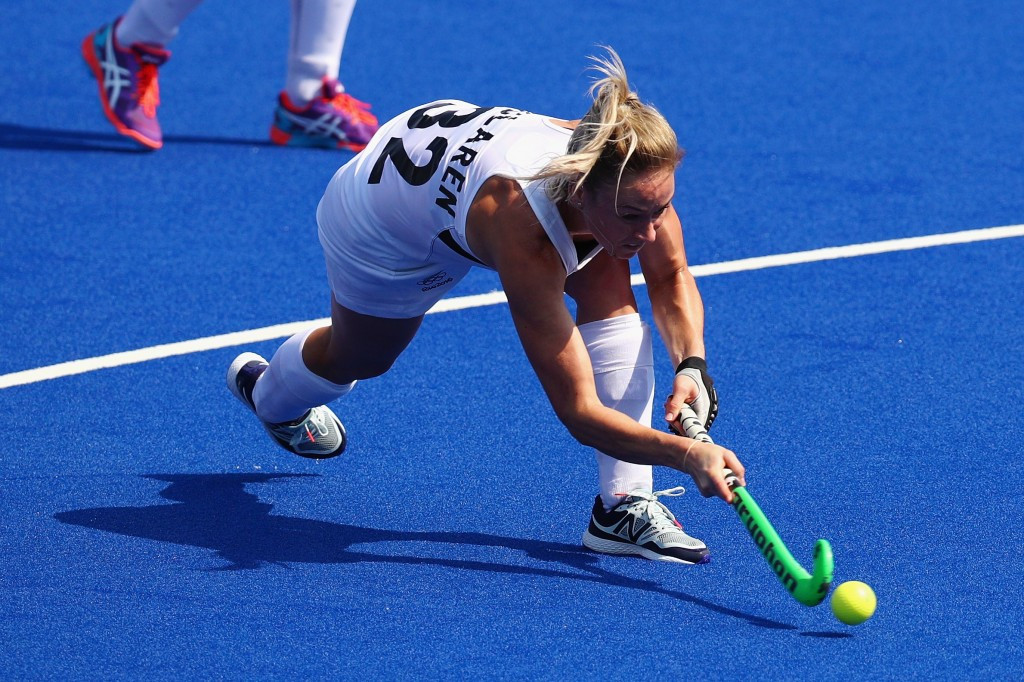Hockey New Zealand appoint MacKinnon as high performance director