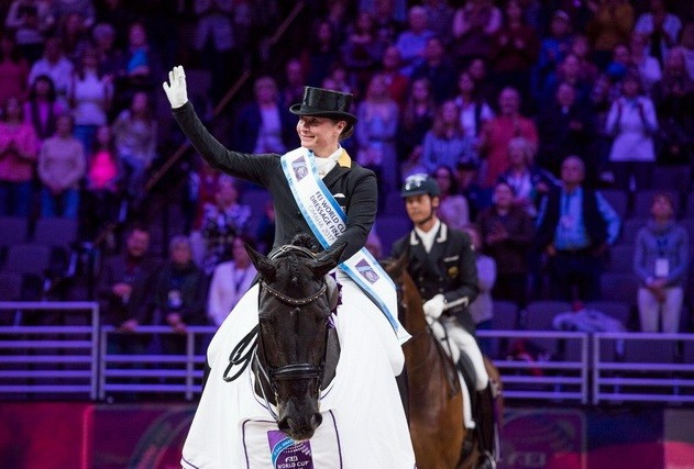 Werth and Ward claim opening day FEI World Cup Final spoils