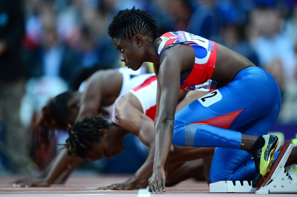 Belize sprinter Kaina Martinez was one of three competitors from the nation to take part at London 2012