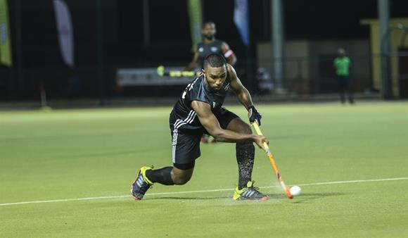 Shoot-out loss puts hosts out of Hockey World League event