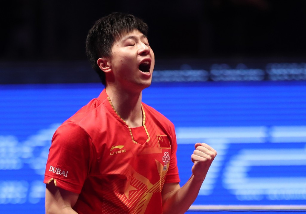 Ma Long would remain the men's singles world number one under the new system ©ITG