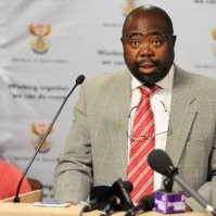 Thembelani Nxesi has replaced Fikile Mbalula as South Africa's Sports Minister ©LinkedIn