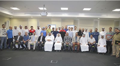 """Qatar Olympic Academy stages """"productive"""" Olympic values workshop for PE teachers"""