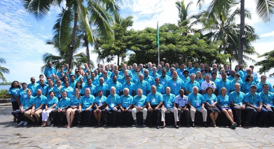 The next ONOC General Assembly will be held in Tonga ©Facebook/ONOC Digest