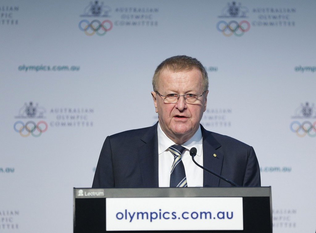 Exclusive: Coates confirms Australian Olympic Committee Board aware of complaint against staff member