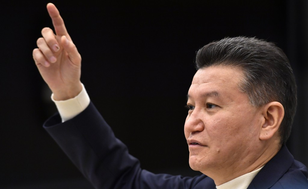FIDE President Kirsan Ilyumzhinov has said it would be senseless for the organisation to hold the Extraordinary Presidential Board meeting scheduled for later this month ©Getty Images