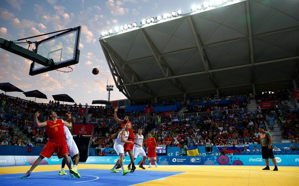 3x3 basketball is one of the disciplines to have been proposed to Tokyo 2020 ©Getty Images