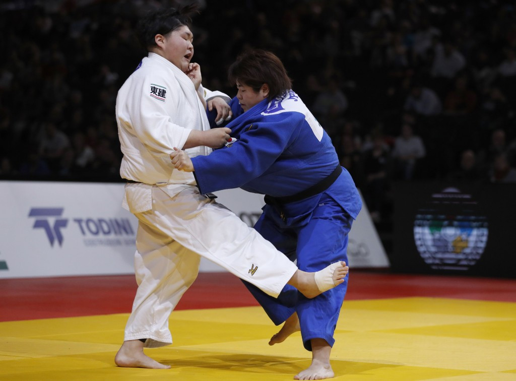 The IJF announced in December that they would propose a single mixed team judo competition for Tokyo 2020 ©Getty Images