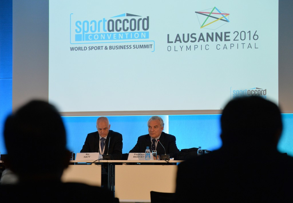 SportAccord now plays a key role in the Olympic Movement  ©Getty Images