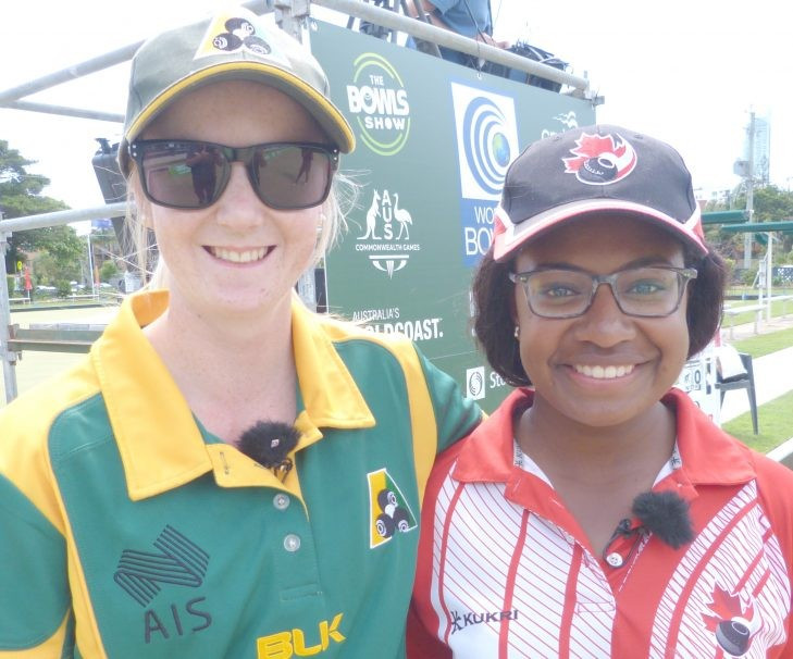 Westlake causes upset to claim women's crown at World Youth Bowls Championships