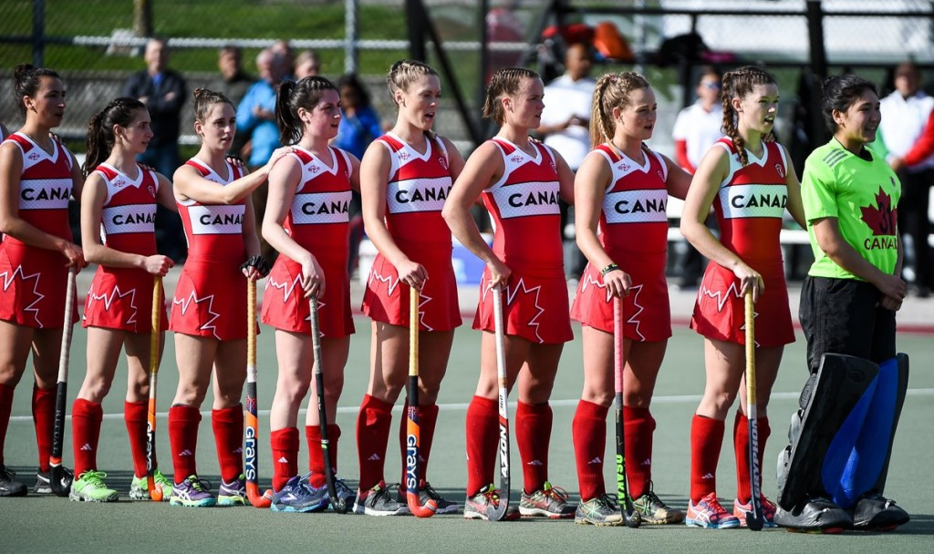 Canada make strong start to Hockey World League round two event in West Vancouver