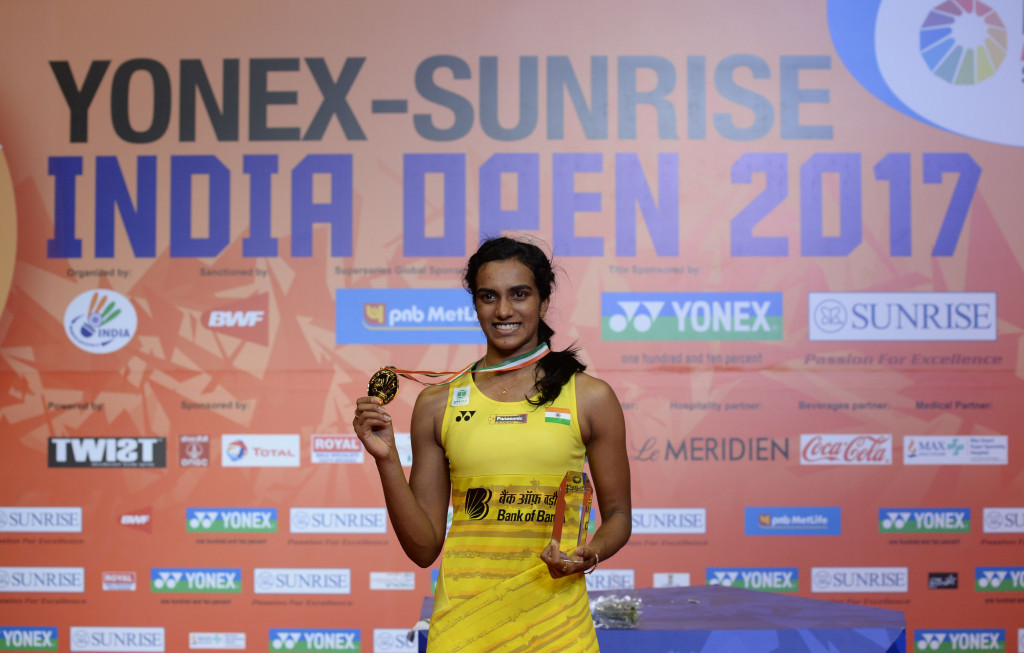 Sindhu gets revenge for Rio 2016 heartbreak with victory over Marin in India