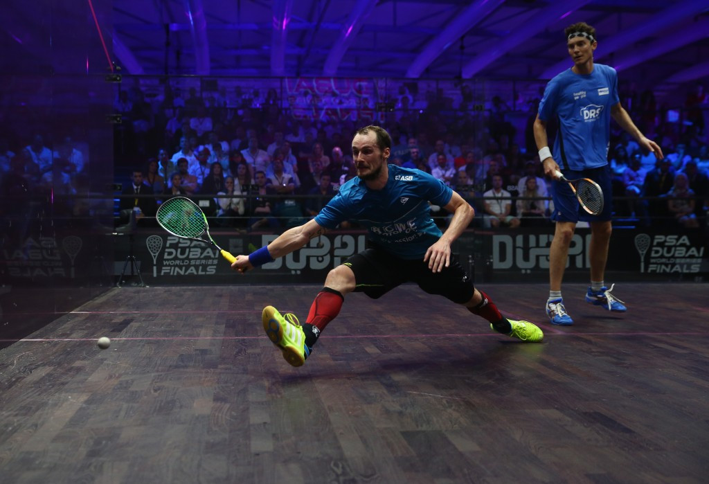 Gaultier makes history as oldest squash world number one
