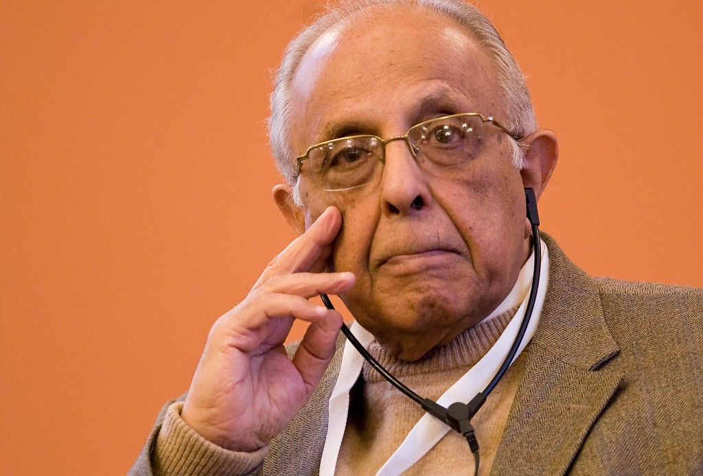 The South African Sports Confederation and Olympic Committee has paid tribute to Ahmed Kathrada who died earlier this week ©Getty Images