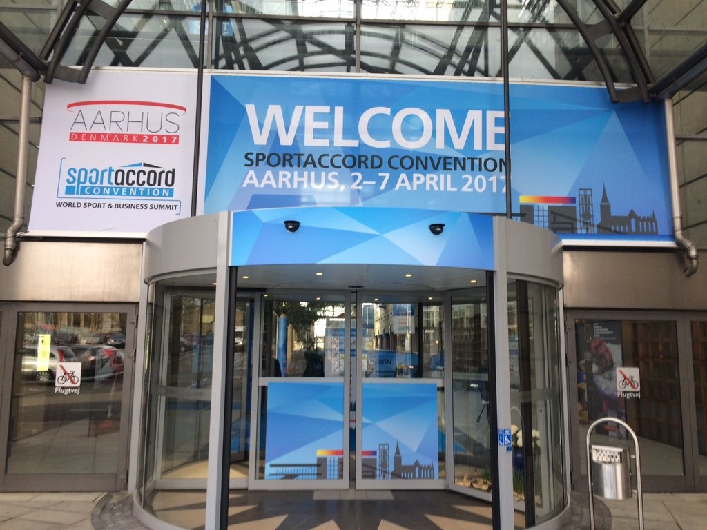IOC President among delegates to arrive at SportAccord Convention