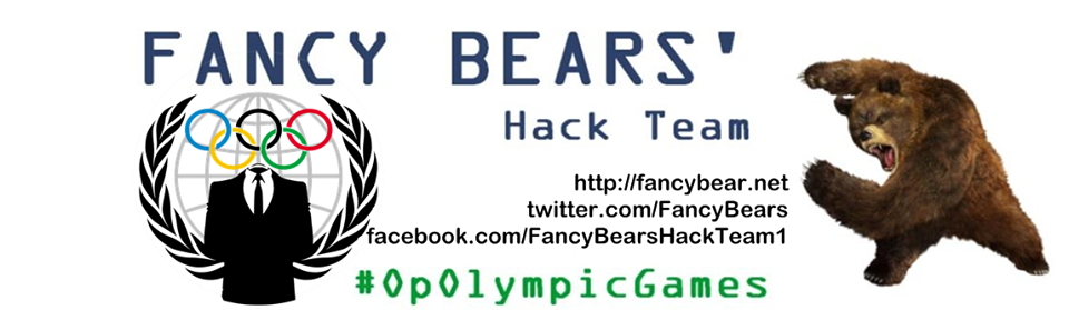 The IAAF were a victim of a cyber attack from Fancy Bears last year ©Fancy Bears'