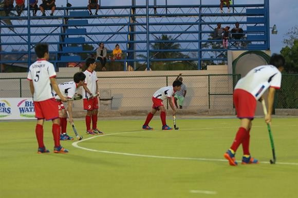 Japan lift title at Hockey World League round two event in Tacarigua