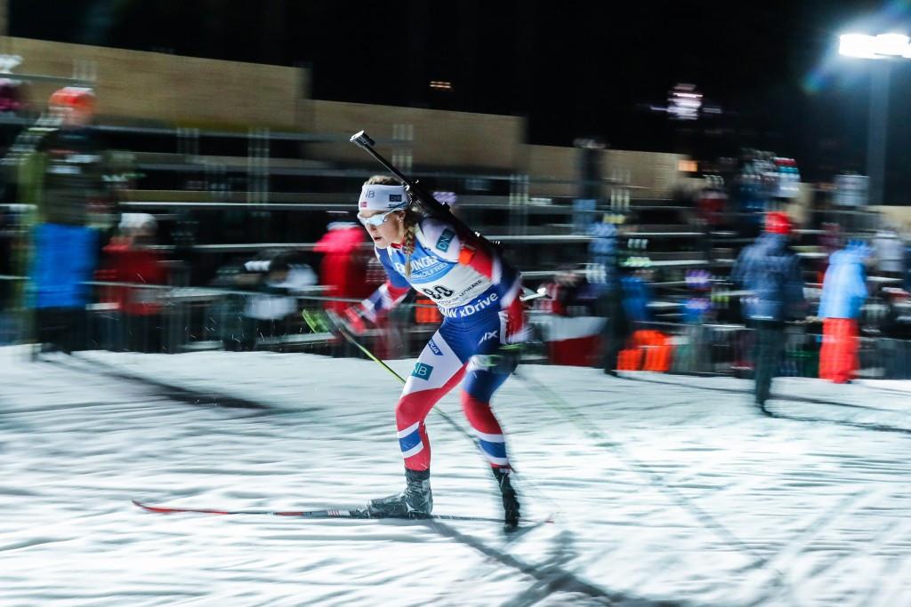 World champion Birkeland retires from biathlon
