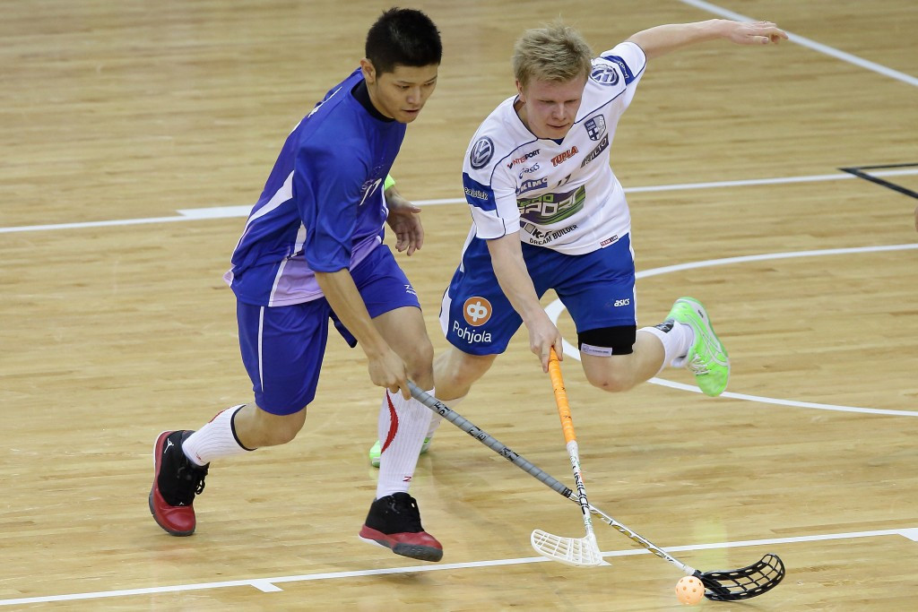Floorball will debut as a full medal sport at the World Games ©Getty Images