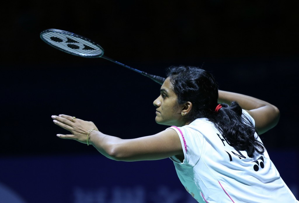 Sindhu targets further success at Malaysia Super Series in Kuching