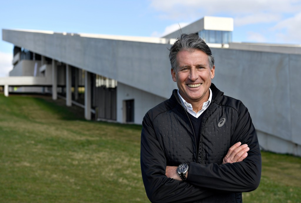 IAAF President Sebastian Coe is urging countries to support the 2019 IAAF World Cross Country Championships and claimed it could help runners find success on the track ©DAF