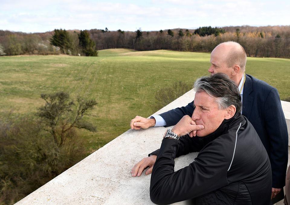 Aarhus 2019 IAAF World Cross Country Championship organisers turn to England for inspiration