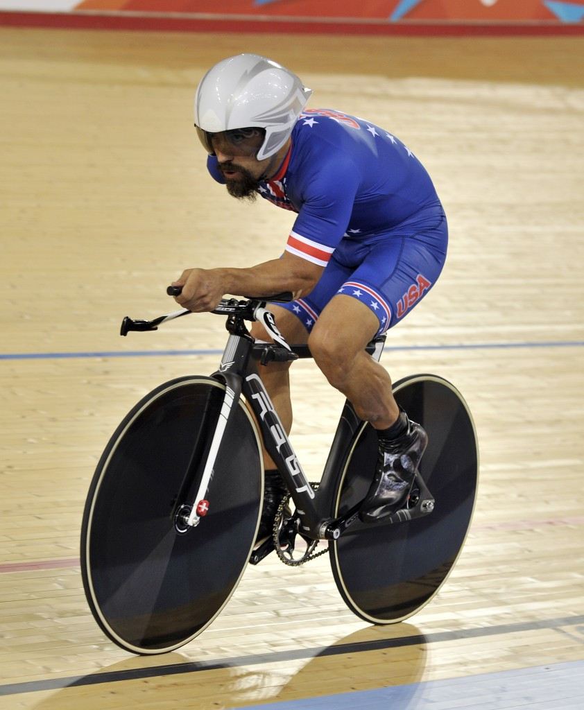 American cyclist leads IPC Athlete of the Month nominees