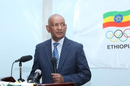 Dr Ashebir Woldegiorgis has been elected as the Ethiopian Olympic Committee's President ©EOC