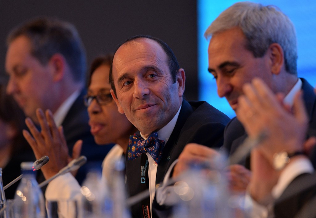 ISA President Fernando Aguerre says the programme is part of the governing body's mission to