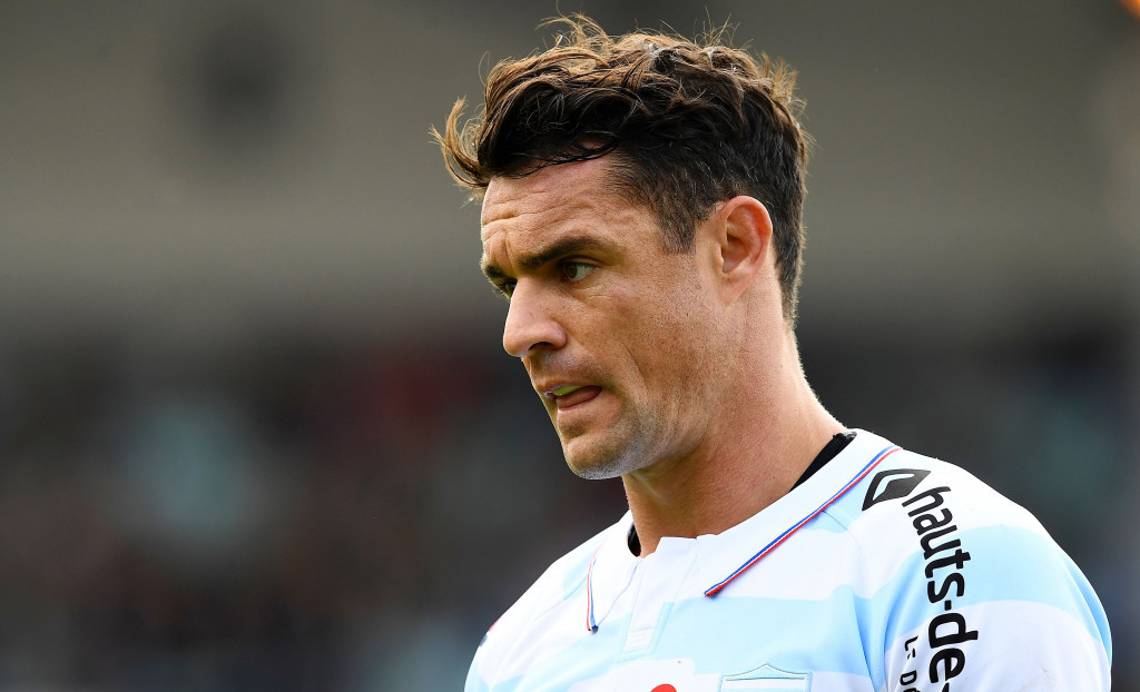 Carter among trio of Racing 92 stars cleared of doping allegations again
