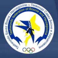 Bosnian taekwondo player sets world record after shattering building blocks