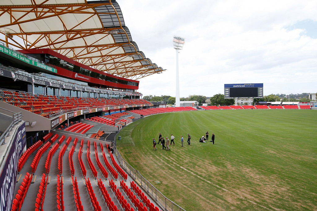 Work on main stadium for Gold Coast 2018 due to be completed in February