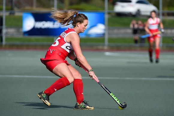 Canada thrash Trinidad and Tobago 12-0 in Hockey World League event