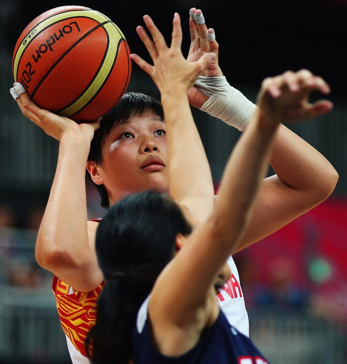 Asian Paralympic Committee back wheelchair basketball camp