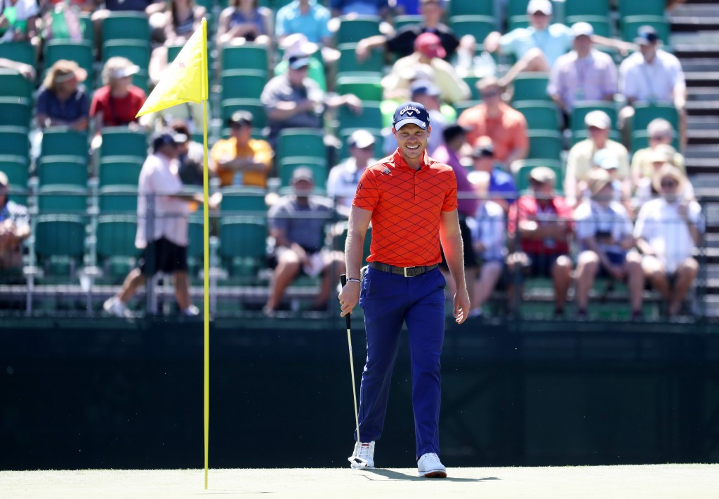 Danny Willett become the second man from England after Nick Faldo to win the Masters ©Getty Images