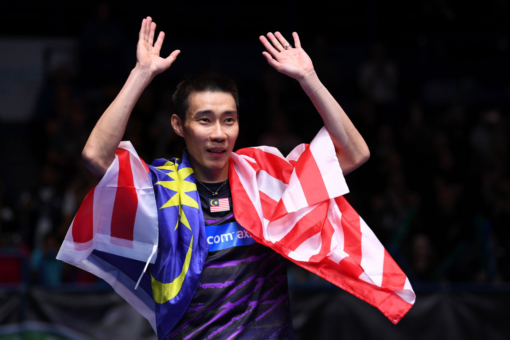 Lee delights home fans with victory at BWF Malaysia Super Series
