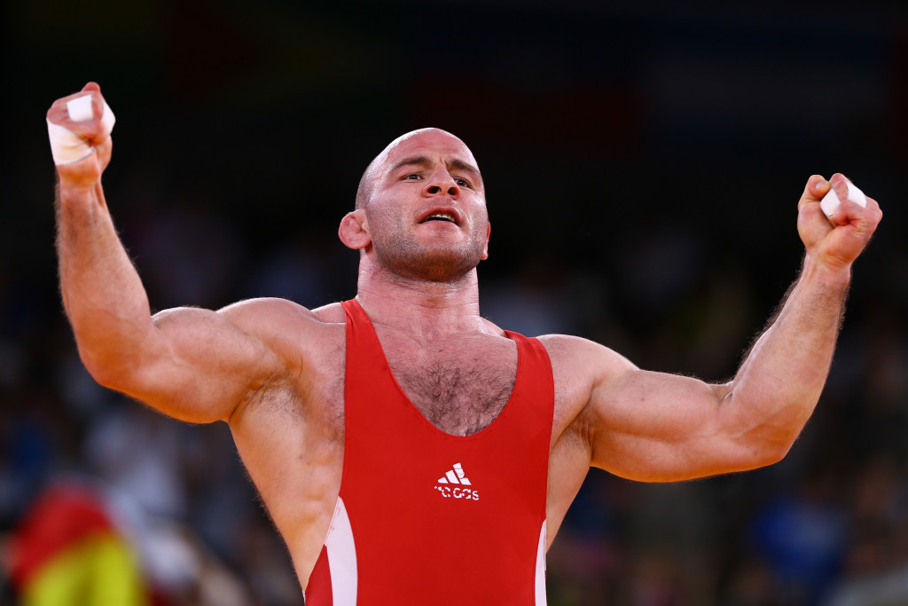 Uzbekistan's Artur Taymazov was a triple Olympic champion ©Getty Images